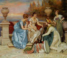 Choosing the Finest - Frederic Soulacroix reproduction oil painting