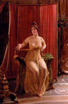 In The Dressing Room - Frederic Soulacroix
