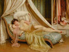 La Coquette - Frederic Soulacroix reproduction oil painting
