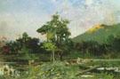 Paesaggio - Gaetano Esposito