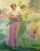 Floreal - Henry Siddons Mowbray