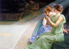 Iridescence - Henry Siddons Mowbray reproduction oil painting