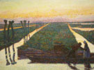 Broek in Waterland 1889 - Jan Toorop reproduction oil painting