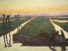 Broek in Waterland 1889 - Jan Toorop