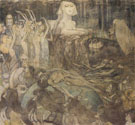 The Sphinx c1892 - Jan Toorop