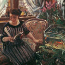 A Feast of Painting - Lovis Corinth