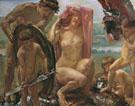 Die Waffen des Mars 1910 - Lovis Corinth