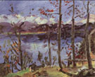 Easter at Lake Walchen - Lovis Corinth reproduction oil painting