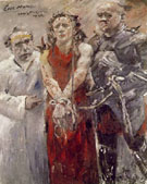 Ecce Homo - Lovis Corinth reproduction oil painting