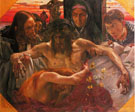 The Deposition 1895 - Lovis Corinth