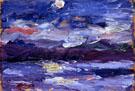 Walchensee 1920 - Lovis Corinth