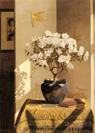 A Sunny Corner - Jessica Hayllar reproduction oil painting