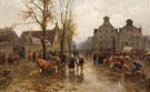 Markttag - Karl Stuhlmuller