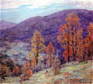 Autumn Glory - Willard Leroy Metcalfe