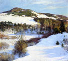 Cornish Hills 1911 - Willard Leroy Metcalfe