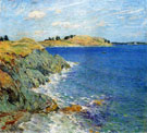 Ebbing Tide Version Two 1907 - Willard Leroy Metcalfe