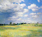 Flying Shadows A 1905 - Willard Leroy Metcalfe