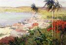 Havana Harbor 1902 - Willard Leroy Metcalfe