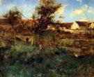 Landscape - Willard Leroy Metcalfe