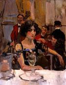 Perroquet 1911 - Isaac Israels