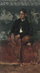 Portrait of a Nobleman - Isaac Israels