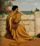Leisure Hours 1905 - John William Godward