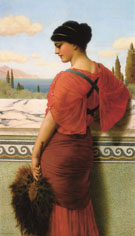 Phyleis 1908 - John William Godward