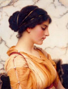 Sabrinella 1912 - John William Godward