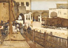 Baghdad 1882 - Arthur Melville reproduction oil painting