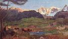 Life c1898 - Giovanni Segantini