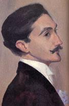 Robert de Montesquiou - Jacques Emile Blanche