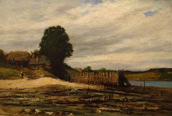Le Poudreux - Adolf Felix Cals reproduction oil painting