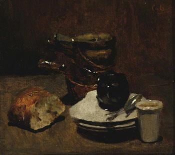 Still Life - Adolf Felix Cals reproduction oil painting