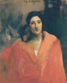 Gitana 1876 - John Singer Sargent reproduction oil painting