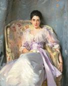 Lady Singer of Sargent 1892 - John Singer Sargent