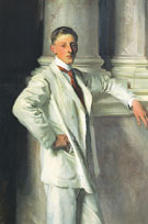 Arthur George Maule Ramsay Load Dalhousie 1900 - John Singer Sargent
