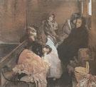 White Slave Trade 1895 - Joaquin Sorolla