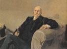 Portrait of Echegaray 1905 - Joaquin Sorolla