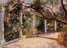 Almond Trees Algiers - Georges Antoine Rochegrosse