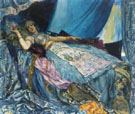 La Princesse Bleue - Georges Antoine Rochegrosse