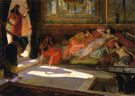 New Arrivals Harem 1890 - Georges Antoine Rochegrosse