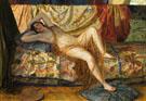 Odalisque - Georges Antoine Rochegrosse
