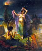Arabian Nights - Hans Zatzka
