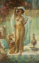 Dancing Beauty - Hans Zatzka