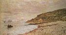 Cape of La Heve 1864 - Claude Monet