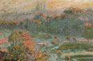 The Tuileries Study 1875 - Claude Monet