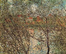 The Banks of the Seine 1878 - Claude Monet