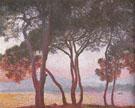 Juan Ies Pins 1888 - Claude Monet