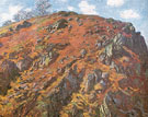 Study of Rocks Creuse 1889 - Claude Monet