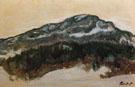 Mount Kolsaas Norway 1895 I - Claude Monet